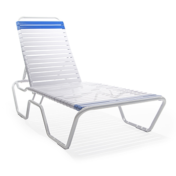 S cn150 stacking chaise lounge roberts aluminum for Aluminum commercial stack chaise lounge
