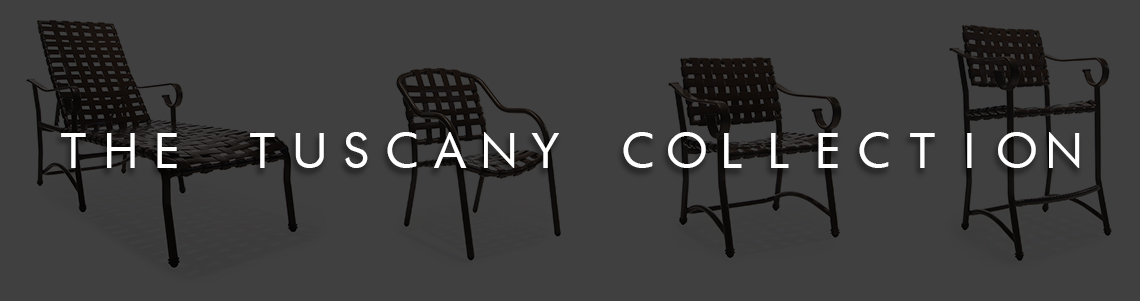 The Tuscany Strap Collection