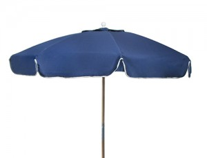 BUFB-7PU Sun Block Flexx Single Wind Vent Beach Umbrella