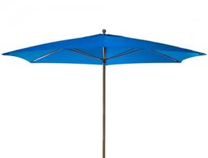 MUFKT-9PU Windbreaker Single Wind Vent Pushup and Pin Market Umbrella